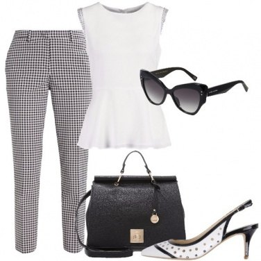 Outfit Come Audrey Hepburn