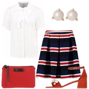 Outfit Ragazza bon ton