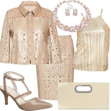 Outfit Ispirazione Chanel