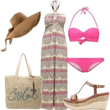 Outfit Romantica hippie