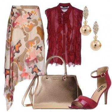 Outfit Raffinati astrattismi