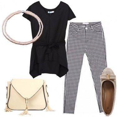 Outfit Pratico Bon Ton