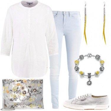 Outfit Con la tunica