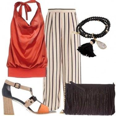 Outfit La via della seta