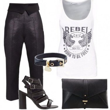 Outfit Rock ribelle