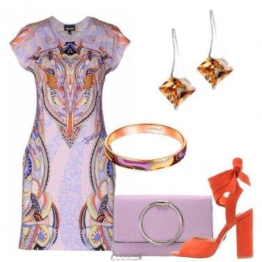 Outfit Fantasia astratta