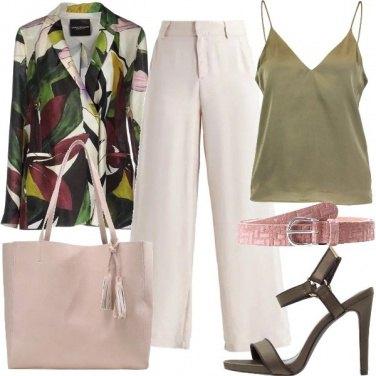 Outfit Fresca eleganza