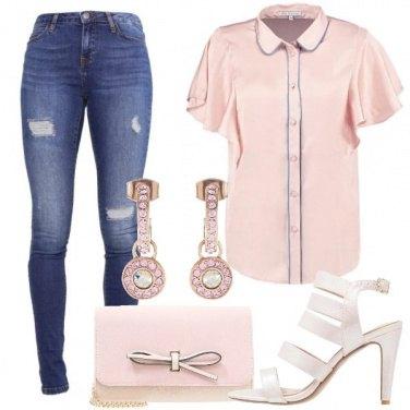Outfit La camicia pajamas