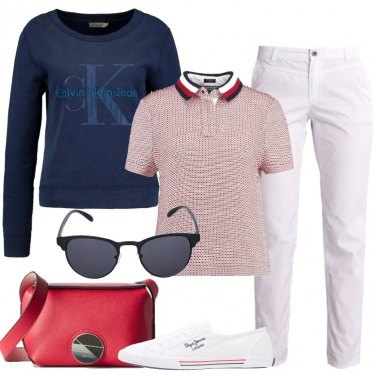 Outfit Alla partita di golf