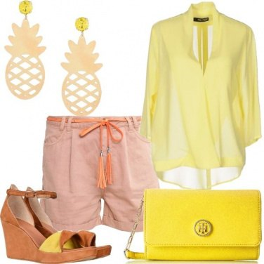 Outfit Aperitivo col sole