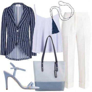 Outfit Blazer per il giorno