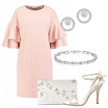 Outfit Una nuvola rosa