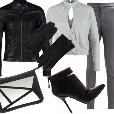 Outfit Lievemente rock.. - look in low