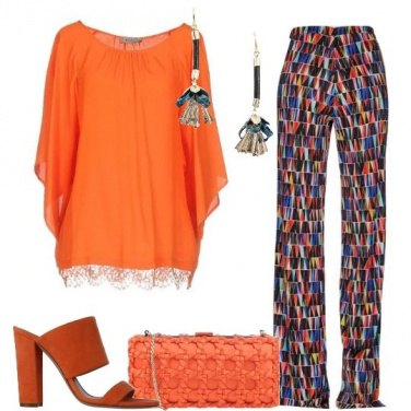 Outfit Viva il colore