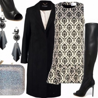 Outfit New year\'s eve #4