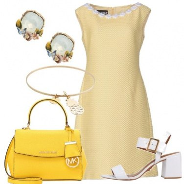 Outfit Sinfonia in giallo