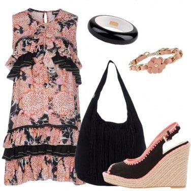 Outfit Un\'allure vintage