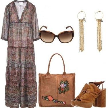 Outfit Boho per tutti i giorni
