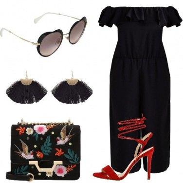 Outfit La tuta Curvy