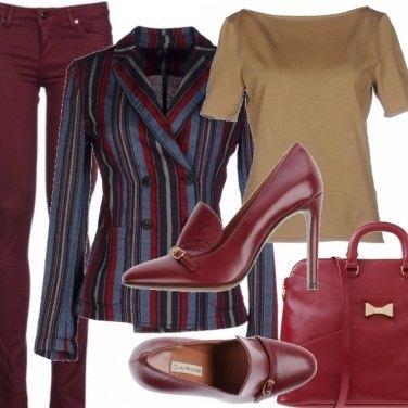 Outfit In ufficio con style!