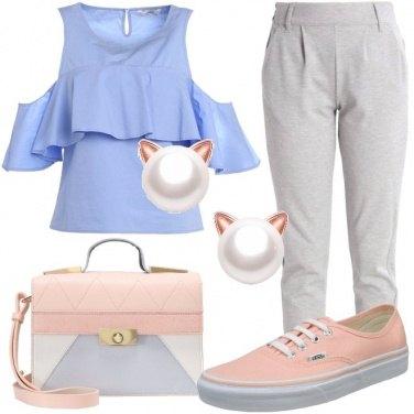 Outfit Gatti di perle