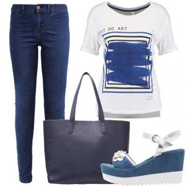 Outfit Amo l\'arte