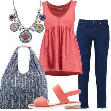 Outfit Semplice e giovanile