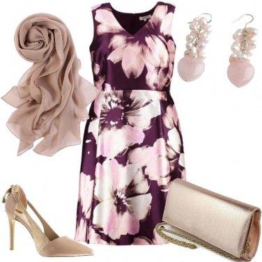 Outfit Fiori e delicatezze