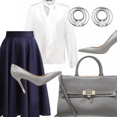 Outfit Una classe senza tempo