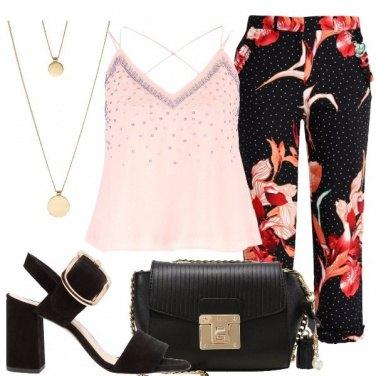 Outfit Tra i fiori