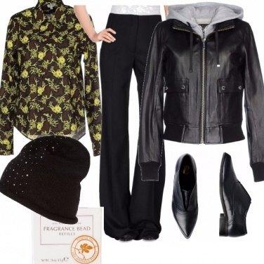 Outfit Quasi aviatore