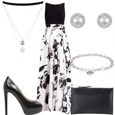 Outfit Meraviglioso vestito lungo