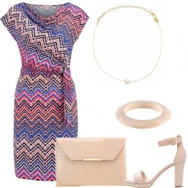 Outfit Colori fantasia