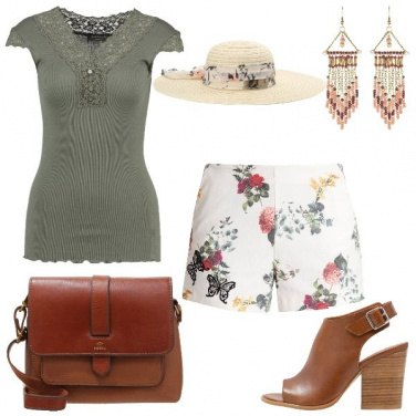 Outfit Vacanze chic