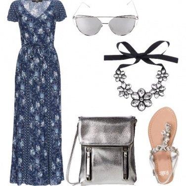 Outfit Conchiglie, stelle marine e pesciolini