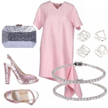 Outfit Rosa civettutolo