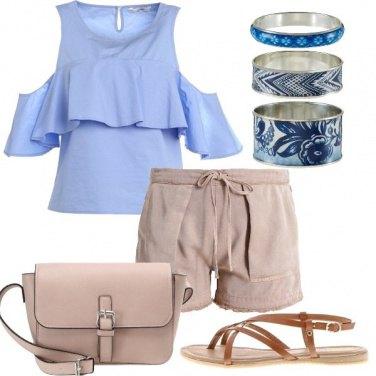 Outfit Colori del mare