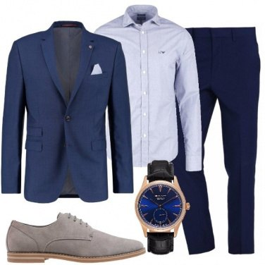 Outfit Stile moderno