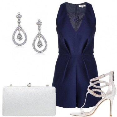 Outfit La playsuit elegante