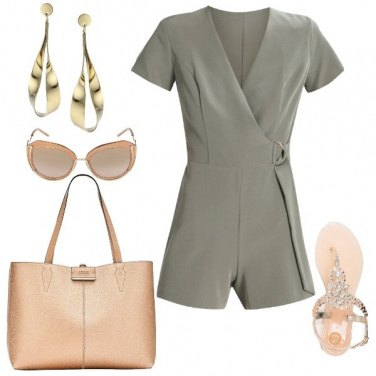 Outfit Un look minimale