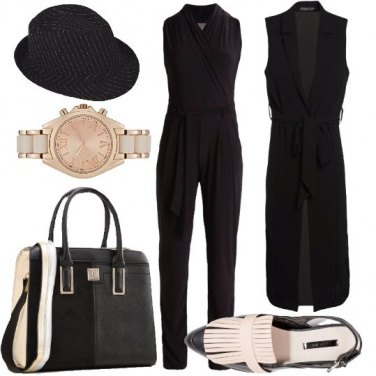 Outfit Trendy con lo stile a uomo