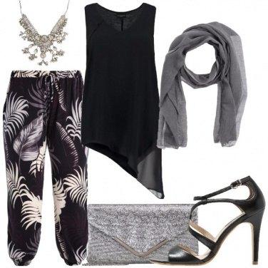 Outfit Semplice e raffinata
