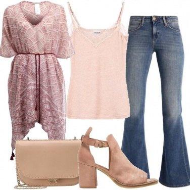Outfit Mantella leggera