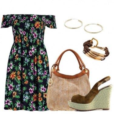 Outfit Shopping e pranzo con le amiche