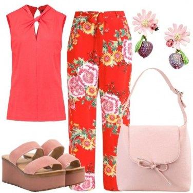Outfit Bon ton orientale
