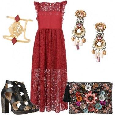 Outfit Principessa azteca