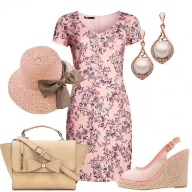 Outfit Toni delicati