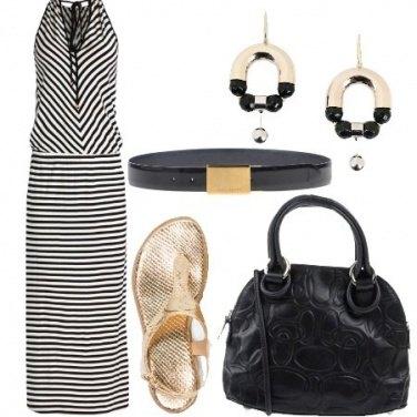 Outfit Aperitivo comodo