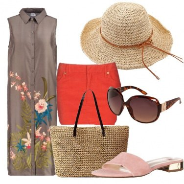 Outfit Lungomare di Saint Tropez