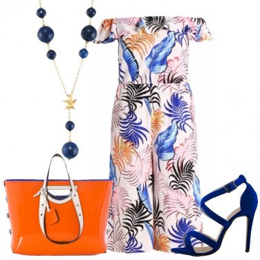 Outfit La shopping bag reversibile